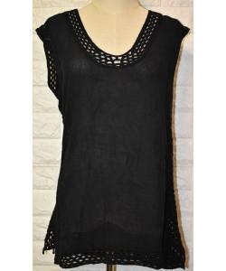 Γυναικεία αμάνικη μπλούζα LA-418