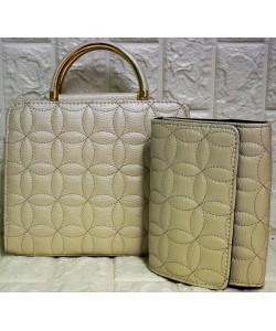 Γυναικεία τσάντα σετ 2 τμχ M-520