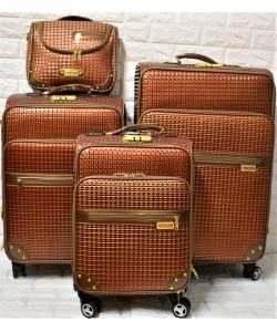 Βαλίτσες σετ 4 τμχ D-40(1-11)
